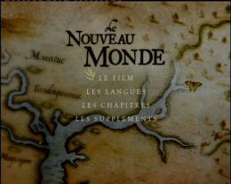 photo 29/30 - Menu Dvd - Le Nouveau Monde - © Métropolitan Film