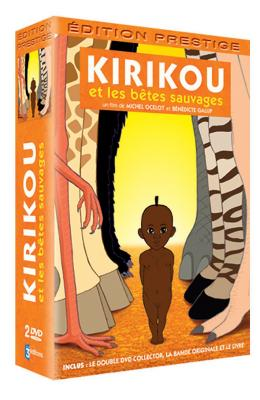 photo 34/34 - Dvd - Edition Prestige - Kirikou et les bêtes sauvages - © Gebeka