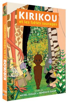 photo 33/34 - Dvd - Edition Collector - Kirikou et les bêtes sauvages - © Gebeka