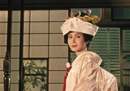 photo 2/4 - Shima Iwashita - Le Goût du Saké - © Carlotta Films