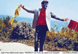 photo 42/72 - Pierrot le fou - Jean-Paul Belmondo - © Studio Canal Video