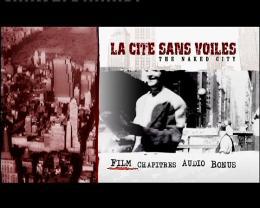 photo 13/14 - Menu Dvd - La Cité sans Voiles