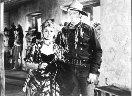 La Chevauchée Fantastique John Wayne, Claire Trevor photo 3 sur 6