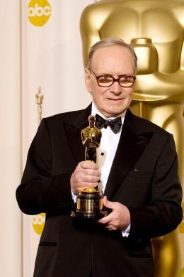 Ennio Morricone Cérémonie des Oscars 2007 photo 9 sur 10