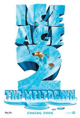 L'âge de glace 2 Affiche Teaser Américaine photo 3 sur 43