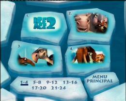 photo 43/43 - menu Dvd - L'�ge de glace 2 - © 20th Century Fox
