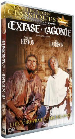 photo 1/1 - Dvd - Collection classique - L'extase et l'agonie