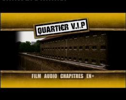 Quartier VIP Menu Dvd photo 7 sur 8