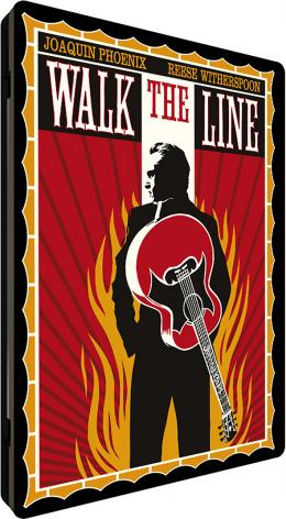 photo 29/31 - Dvd, �dition collector - Packshot 3D - Walk the line - © 20th Century Fox