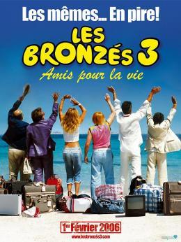 Les bronzés 3 amis pour la vie Affiche préventive française photo 1 sur 96