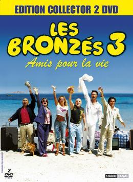 Les bronz�s 3 amis pour la vie Coffret dvd collector photo 3 sur 96