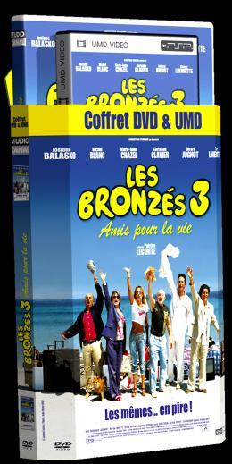 Les bronz�s 3 amis pour la vie Coffret dvd & Umd photo 4 sur 96