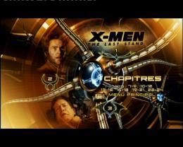 photo 40/40 - Menu Dvd - X-Men : L'Affrontement Final - © 20th Century Fox