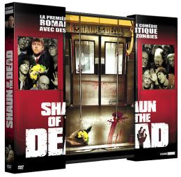 photo 13/13 - Dvd ouvert - Shaun of the dead