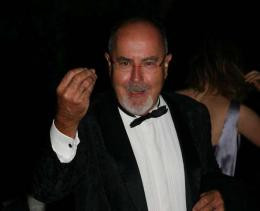 José Juan Bigas Luna Venise 2006 photo 3 sur 3