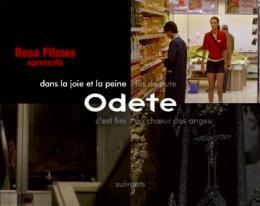 photo 12/12 - Menu DVD - Odete - © Pierre Grise Distribution