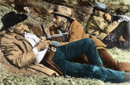 Randolph Scott Coups de feu dans la Sierra photo 4 sur 4