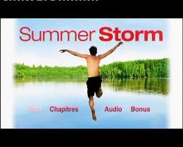 Summer Storm Menu Dvd photo 8 sur 9