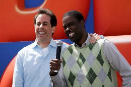photo 189/217 - Jerry Seinfeld et Chris Rock - Bee Movie - Drôle d'Abeille - © Paramount