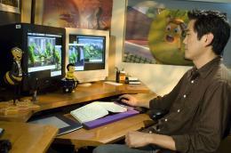 photo 127/217 - Rich Shiba - Bee Movie - Drôle d'Abeille - © Paramount