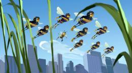 photo 86/217 - Bee Movie - Drôle d'Abeille - © Paramount