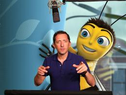 photo 103/217 - Gad Elmaleh - Bee Movie - Drôle d'Abeille - © Paramount