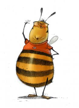 photo 61/217 - Bee Movie - Drôle d'Abeille - © Paramount