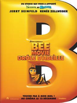 photo 172/217 - Affiche Teaser - Bee Movie - Drôle d'Abeille - © Paramount
