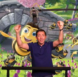 photo 101/217 - Gad Elmaleh - Bee Movie - Drôle d'Abeille - © Paramount