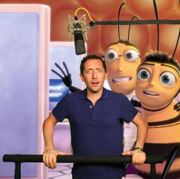 photo 102/217 - Gad Elmaleh - Bee Movie - Drôle d'Abeille - © Paramount