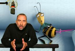 photo 107/217 - Antoine Duléry - Bee Movie - Drôle d'Abeille - © Paramount