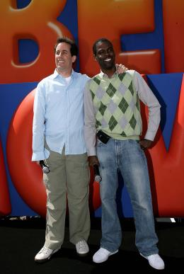 photo 182/217 - Jerry Seinfeld et Chris Rock - Bee Movie - Drôle d'Abeille - © Paramount