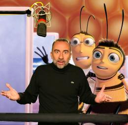 photo 106/217 - Antoine Duléry - Bee Movie - Drôle d'Abeille - © Paramount