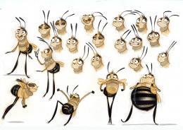 photo 83/217 - Bee Movie - Drôle d'Abeille - © Paramount
