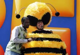 photo 195/217 - Chris Rock et Jerry Seinfeld - Bee Movie - Drôle d'Abeille - © Paramount