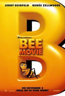 photo 175/217 - Affiche VO - Bee Movie - Drôle d'Abeille - © Paramount