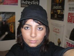 Hana Makhmalbaf Auto-portrait - Rencontre pour Le Cahier <i>(Février 2008)</i> photo 3 sur 3