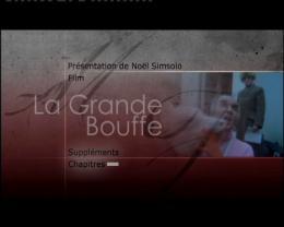 photo 4/4 - Menu dvd - La grande bouffe - © Connaisance du cinéma