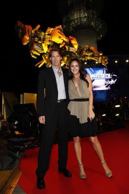 photo 60/77 - Michael Bay, Megan Fox - Conf�rence de presse � S�oul - Transformers - © Paramount