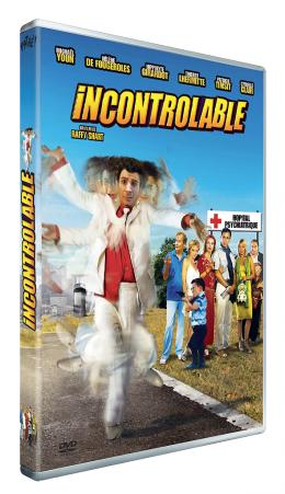 Incontrôlable Dvd, édition simple - Packshot 3D photo 10 sur 13