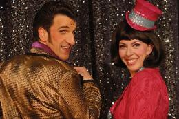 Gilles Benizio CAbaret Paradis photo 4 sur 6