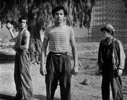 Los Olvidados Roberto Cobo, Javier Am�zcua, Alfonso Mejia photo 1 sur 20