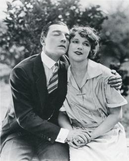 photo 2/17 - Buster Keaton et Ruth Dwyer - Les Fiancées En Folie - © Splendor Films