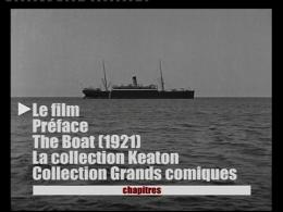 photo 1/1 - Menu Dvd - La Croisi�re Du Navigator
