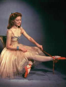 photo 4/21 - Moira Shearer - Les Chaussons rouges - © Carlotta Films