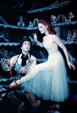 photo 2/21 - Moira Shearer - Les Chaussons rouges - © Carlotta Films