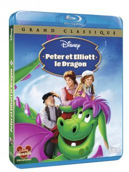 photo 1/3 - Peter et Elliott le dragon