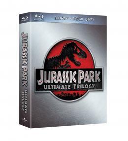 photo 2/3 - Jurassic Park - L'int�grale - © Universal Pictures Vid�os