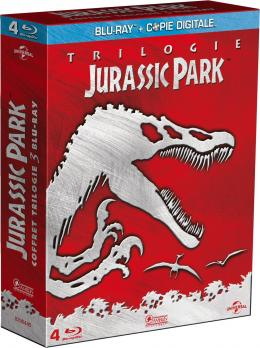 photo 1/3 - Jurassic Park - L'int�grale - © Universal Pictures Vid�o