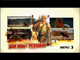 photo 13/14 - Menu Dvd - Mon nom est personne